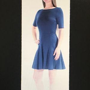 NWT Women's Bar III Navy Dress